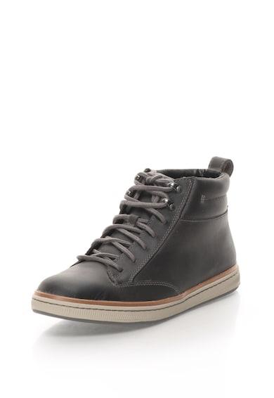 Clarks Pantofi de piele Norsen-Mid Barbati