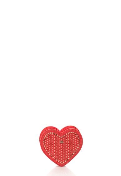 Fornarina Geanta crossbody de piele sintetica Valentine Femei