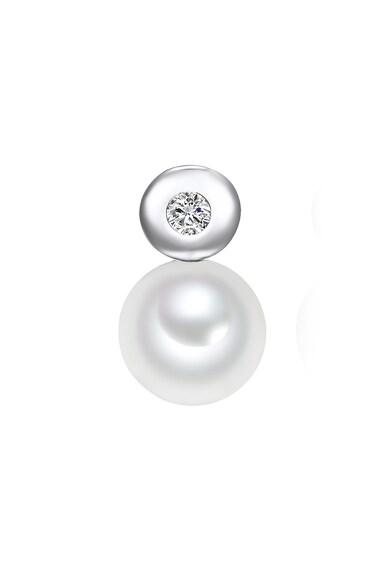 Zee Lane Cercei drop cu tija, cristale si perle sintetice Femei