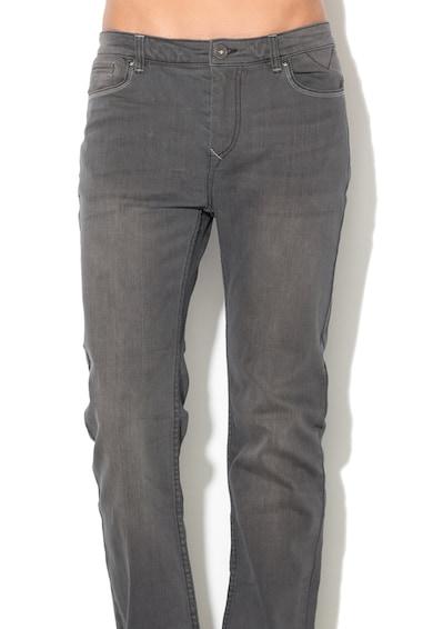 Greystone Blugi regular fit cu aspect decolorat Chris Barbati