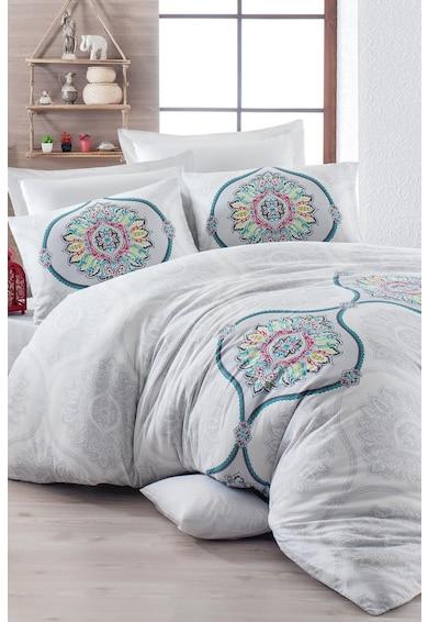 Leunelle Lenjerie de pat din bumbac ranforce Flori Femei