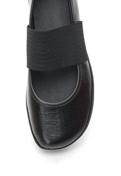 Camper Pantofi Mary Jane de piele Nina Femei