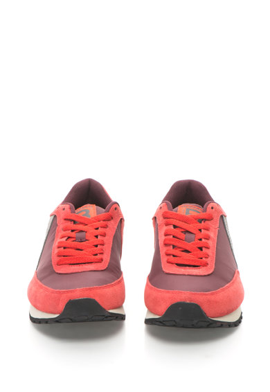 Bensimon Pantofi sport cu detalii contrastante Femei