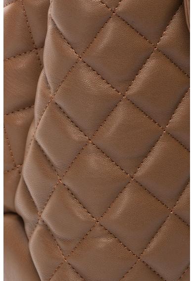 Love Moschino Geanta de mana din piele sintetica cu aspect matlasat Femei