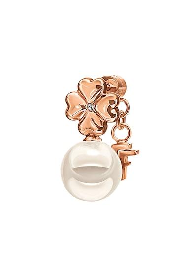 Folli Follie Cercei cu tija si perle sintetice Femei