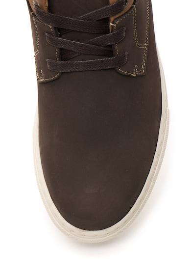 Levi's Pantofi sport chukka de piele nabuc Barbati