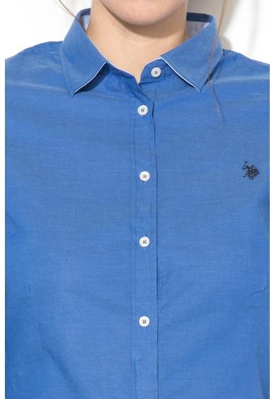 U.S. Polo Assn. Camasa cu broderie logo Femei