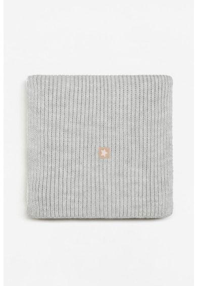 Mango Fular tricotat cu aplicatie cu stea Fete