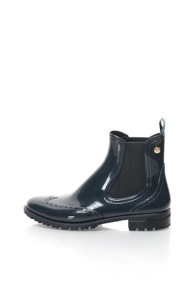 Trussardi Jeans Ghete Chelsea brogue de ploaie Femei